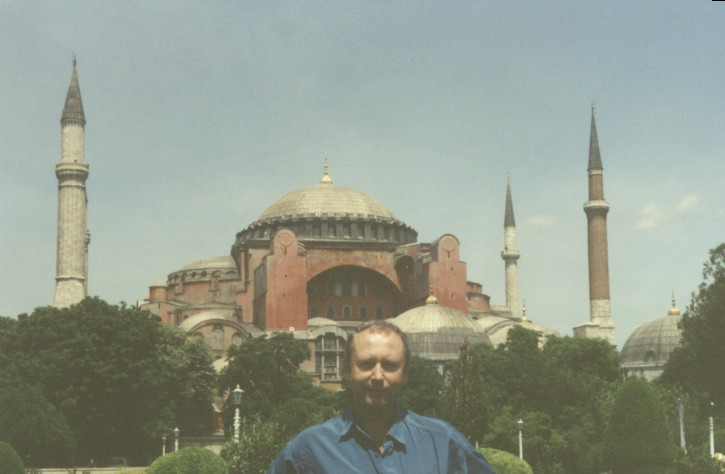 Fig. #10: Aya Sophia
